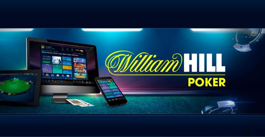 William Hill покер